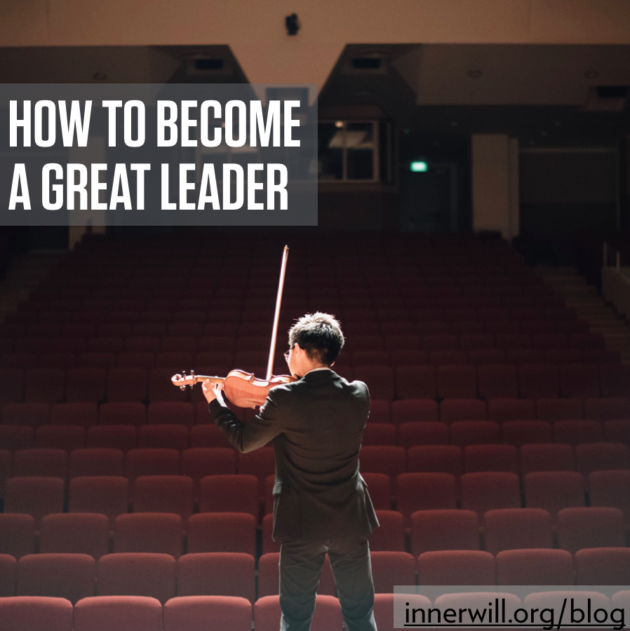 how to become a great leader We use cookies to make wikihow great  if you want to be a good leader in a business setting, discuss with your employees how long you've been in the business and what you've achieved.